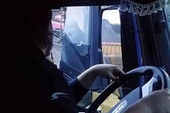Lastbilsförare